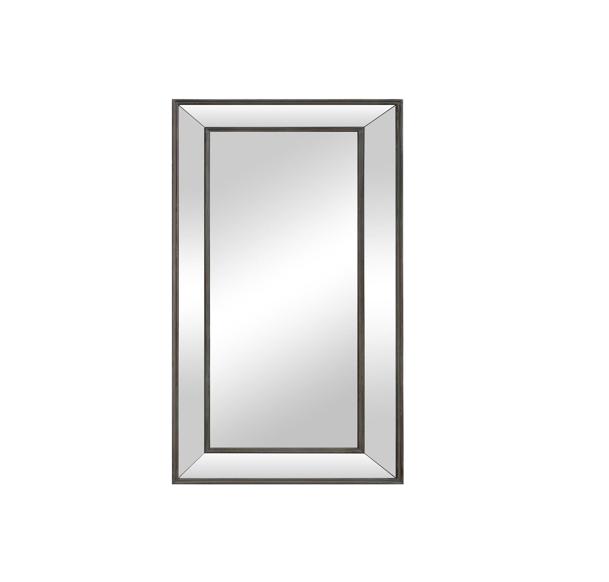 Essentials Bevelled Glass Mirror