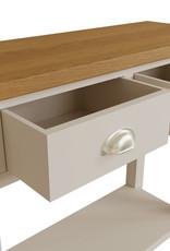 Essentials Dove Grey Console Table