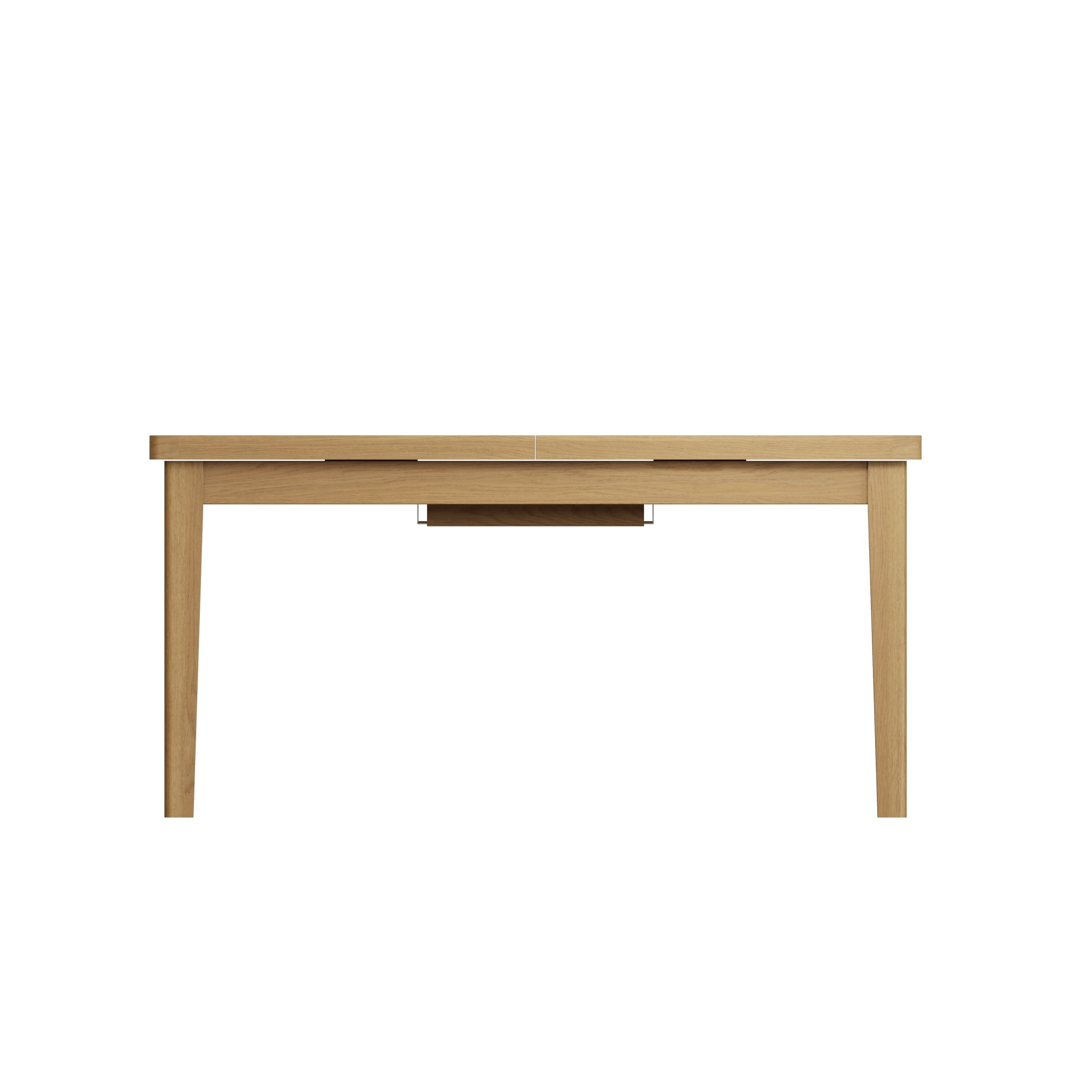 Essentials Rustic Oak 1.6M Extending Dining Table
