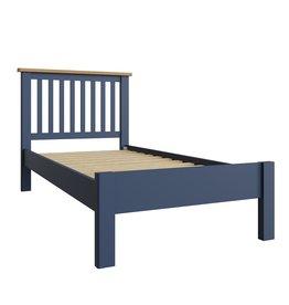 Essentials Dark Blue Single Bed