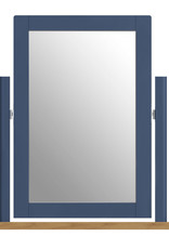 Essentials Dark Blue Dressing Table Mirror