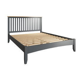 Essentials Grey King Size Bed