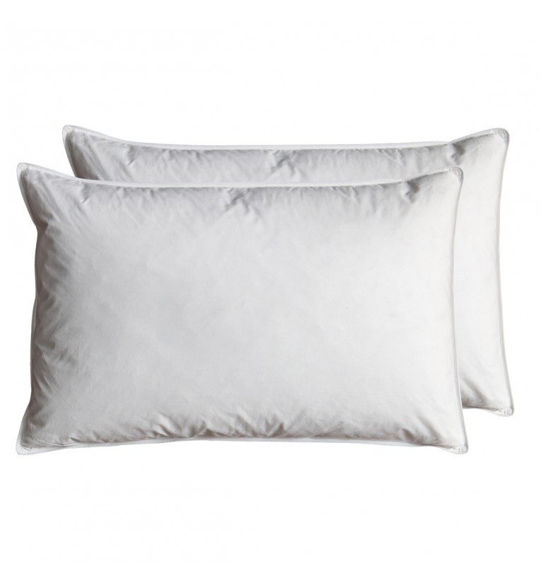 Simply Sleep 2 Pack Duck Feather Pillow