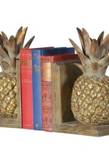 Pair of Pineapple bookends