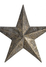 Gallery Alpha Large Star Antique Gold