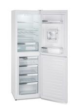 Montpellier MFF185DW Frost Free Fridge Freezer with Water Dispenser - White
