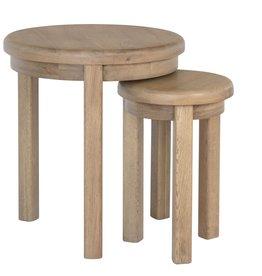 Signature Round Nest of Tables