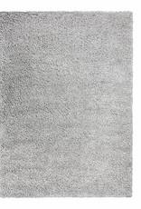 Flair Rugs Brilliance Sparks Grey Plain Rug - 120 x 170 cm