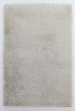 Flair Rugs Dazzle Natural Plain Shaggy Sparkle Rug - 120 x 170 cm