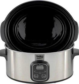 SCM3622X 6 Litre Slow Cooker - LED Display
