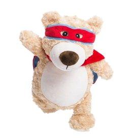 Lucalina Schmusi´s Schmusi - Super Hero Bear, app. 30cm