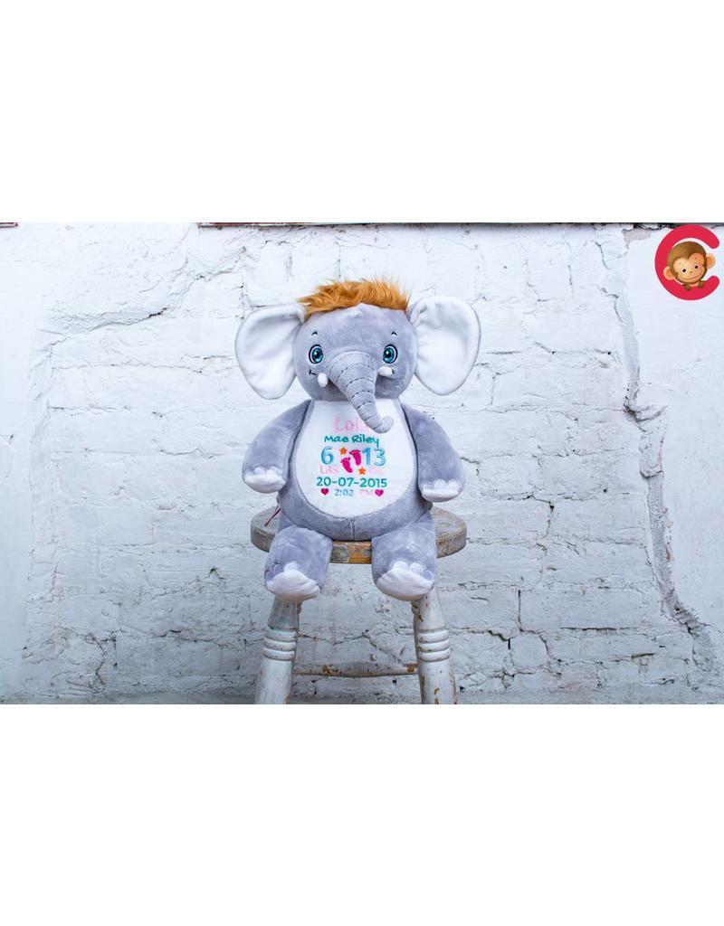 Lucalina Schmusi´s Schmusi - Elefant
