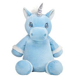 Lucalina Schmusi´s Schmusi - Unicorn blue, app. 30 cm