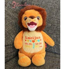 Lucalina Schmusi´s Schmusi - Lion, app. 30 cm