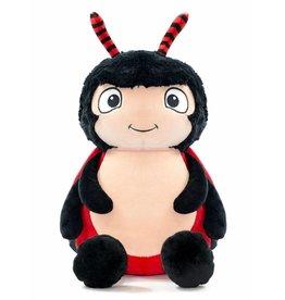 Lucalina Schmusi´s Schmusi - Ladybug- ca. 30 cm