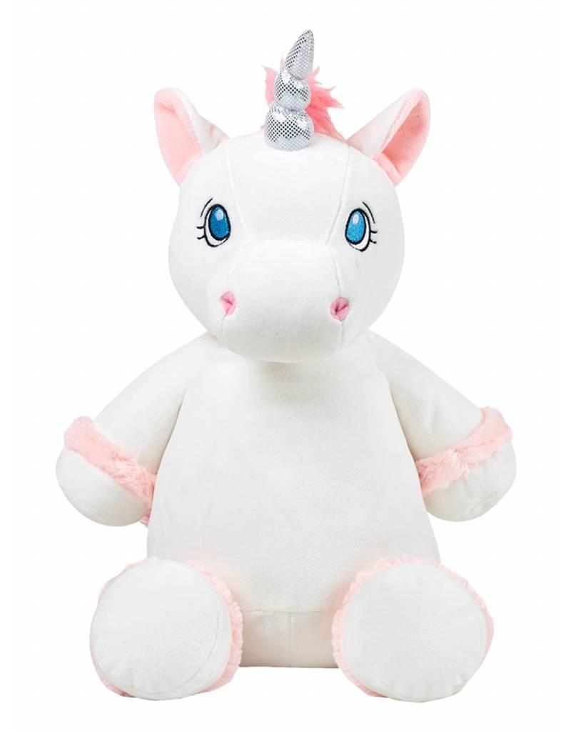 Lucalina Schmusi´s Schmusi - Unicorn white, ca. 30 cm