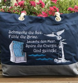 "Shopper ""Schmecke die See"""