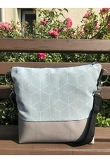 Canvas Canvas - Tasche Geo mint