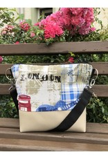 Canvas Canvas - Tasche London 1