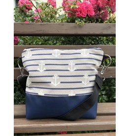 Canvas Big Canvas - Tasche Anker dunkelblau