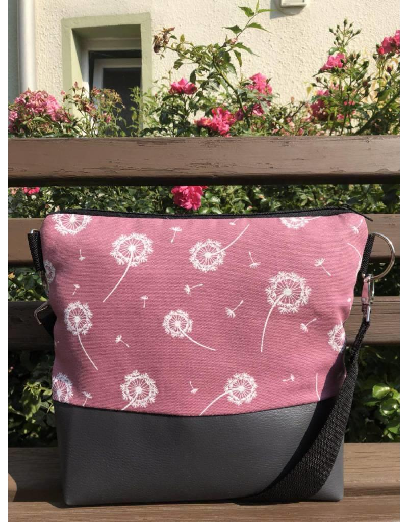 Canvas Big Canvas - Tasche Pusteblume brombeer