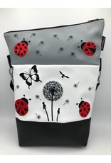 Foldover Ladybug