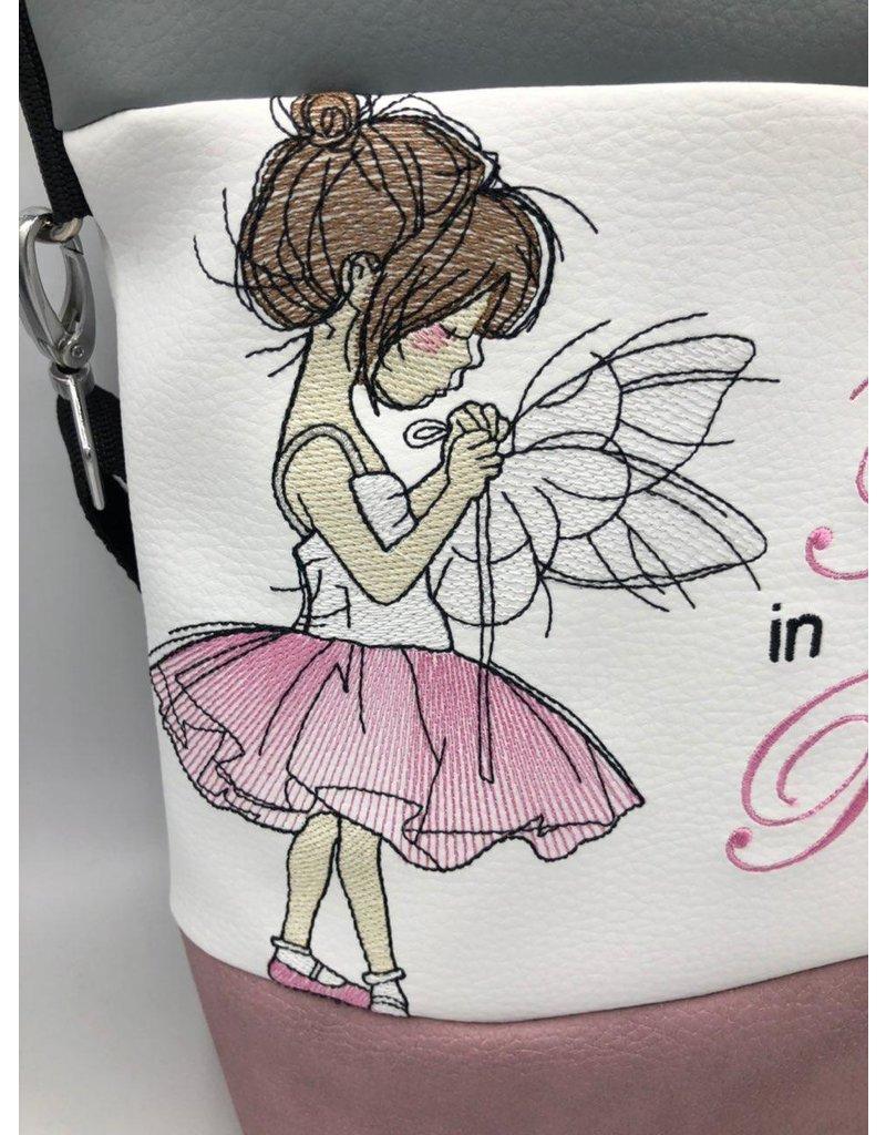 Foldover Ballerina