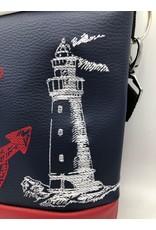 Foldover Maritime Anker, Leuchtturm, Schiffsrad