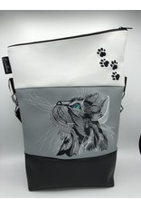 Foldover Katze mit Pfoten