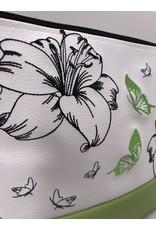 Milow Set - Schmetterling mit Lilien