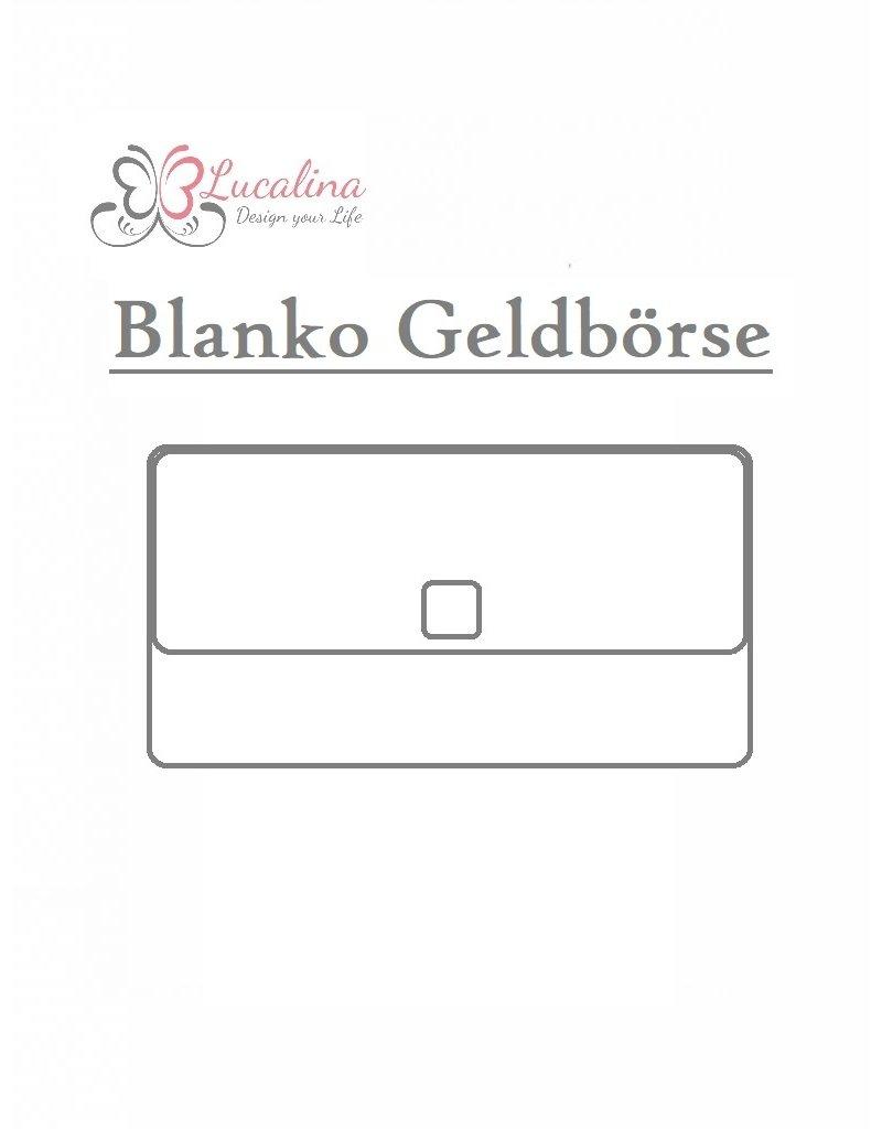 Geldbörse Geldbörse *Blanko* personalisiert