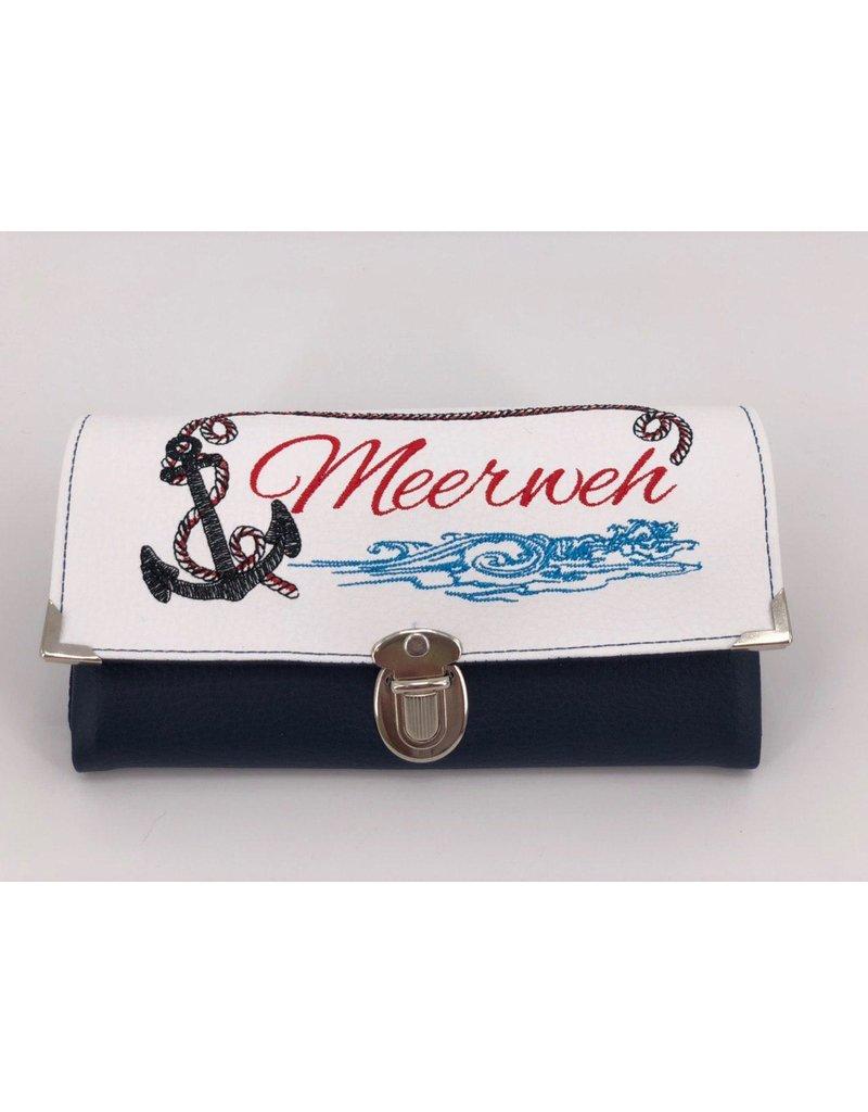 Foldover Set - Meerweh inklusive Geldbörse
