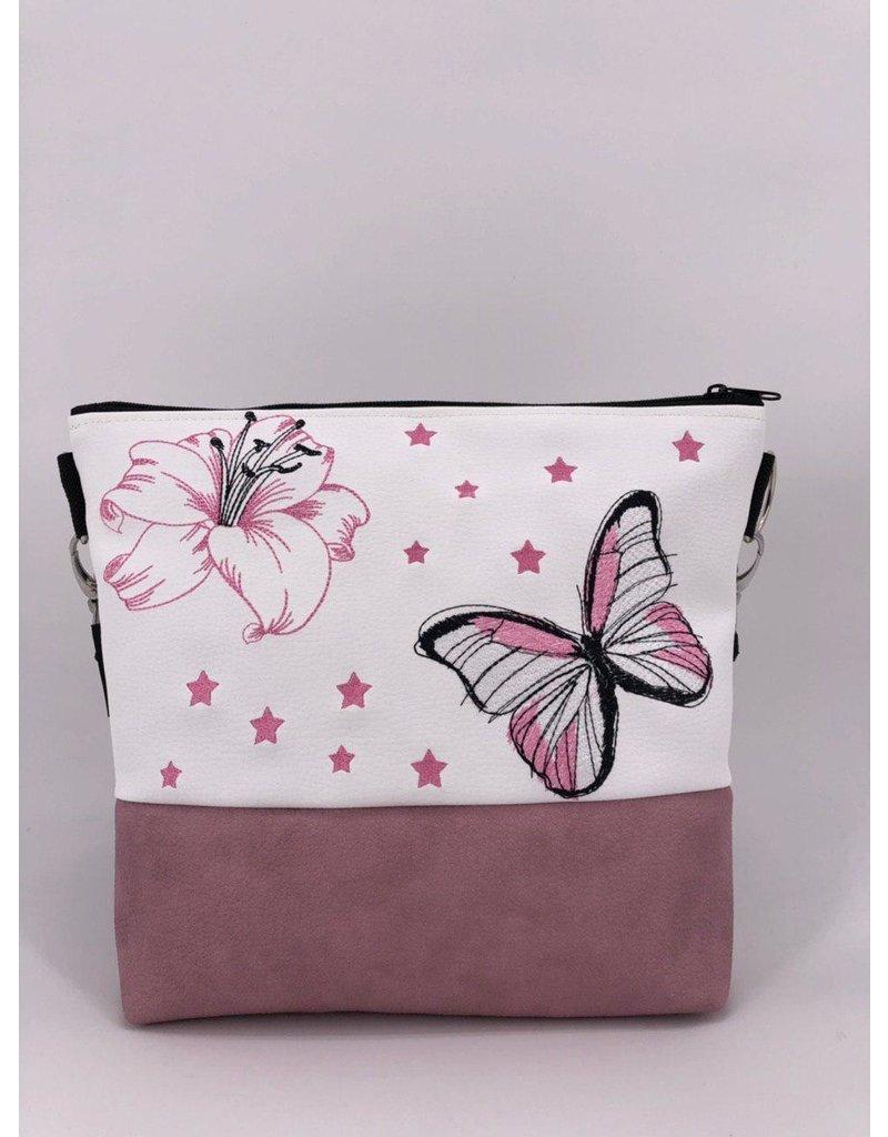 Milow Lilie mit Schmetterling & Sternen