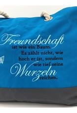 "Shopper ""Freundschaft ist ein Baum"""