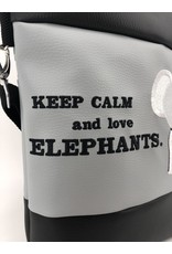 Foldover Keep Calm - Elefant