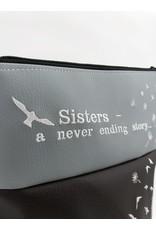 Foldover Feder, Pusteblume & Sisters