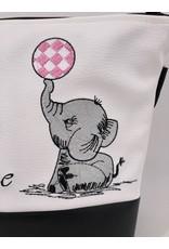 Milow Elefant mit Lebe, liebe, lache