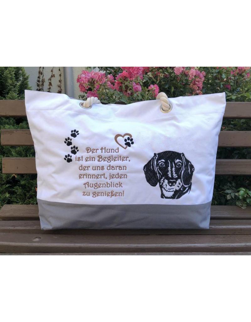 """Shopper """"Der Hund ist ein Begleiter"""""""