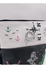Foldover Anker mit zwei Schiffsrädern