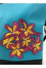 Milow Schildkröte mit Blumen