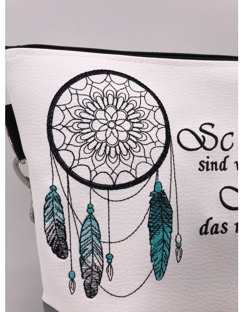 Milow Sister love with dream catcher