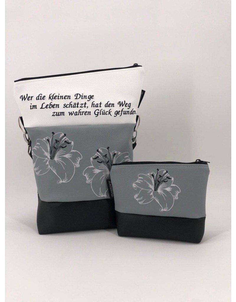 Foldover Set - Lilien