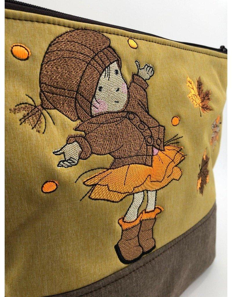 Milow Set - Herbstmädchen - komplett Softshell