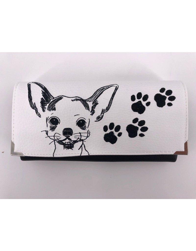 Milow Set - Chihuahua inkl. Geldbörse