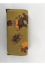 Milow Set - Herbstmädchen inkl. Geldbörse - Softshell