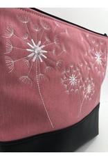 Milow Set - 4 Pusteblumen inkl. Geldbörse - Softshell
