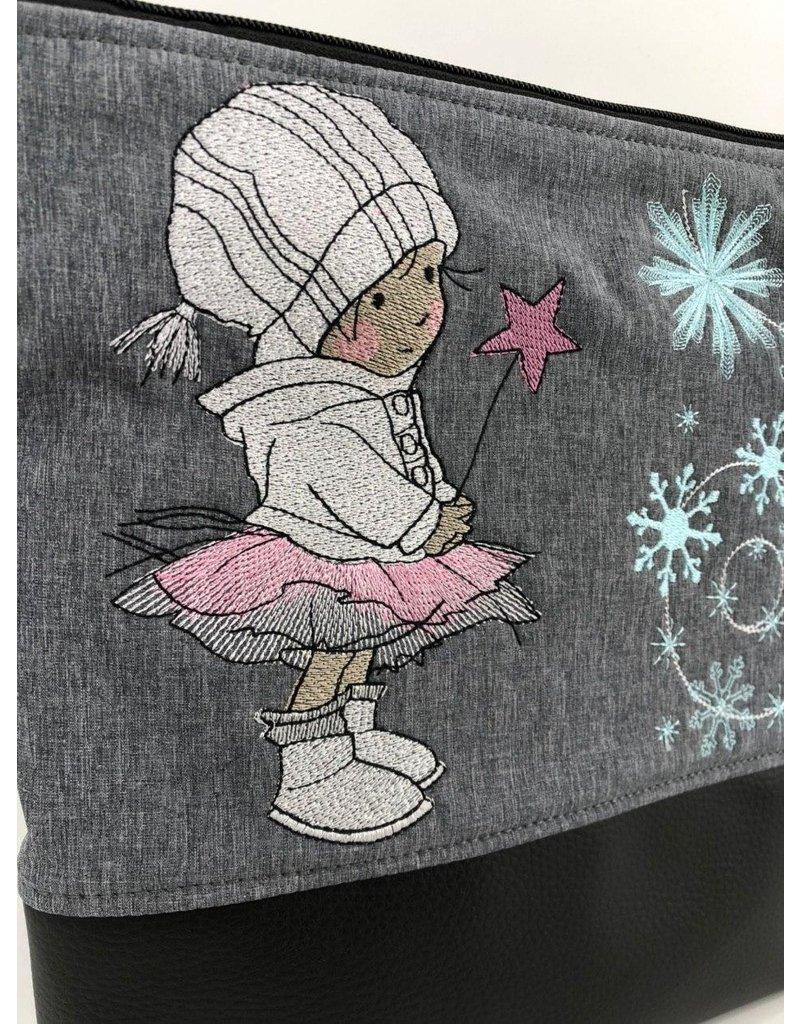 Milow Wintermädchen mit Stern