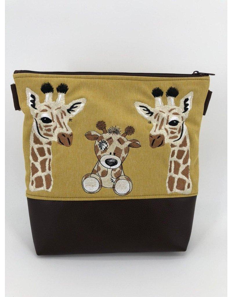 Milow Giraffenfamilie mit Kind