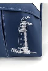 City-Shopper Oslo Moinwindrose mit Leuchtturm und Anker