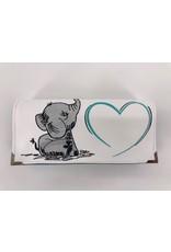 Milow Geldbörse Elefant mit Herz